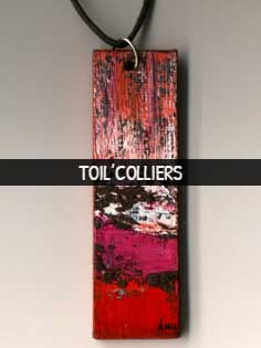 Toil-colliers lau-artiste-peintre